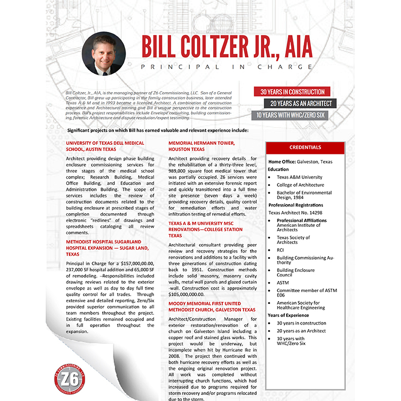 Bill Coltzer Jr  AIA   MarketBurst - Outsourced Marketing