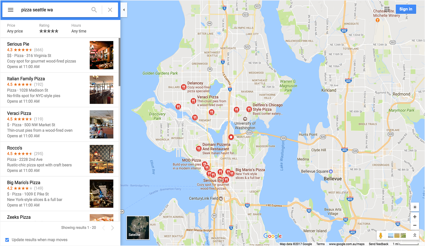 hyperlocal marketing and local SEO